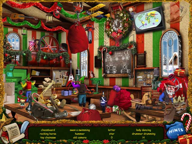 Christmas Wonderland Game|Play Free Download Games|Ozzoom Games Planet ...