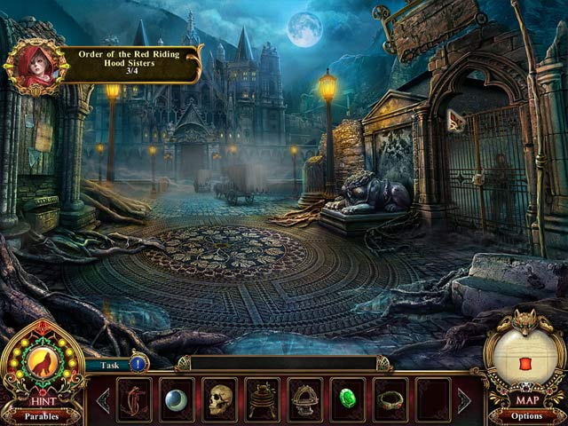 dark parables the red riding hood sisters game play free download games ozzoom games planet ozkids. Black Bedroom Furniture Sets. Home Design Ideas