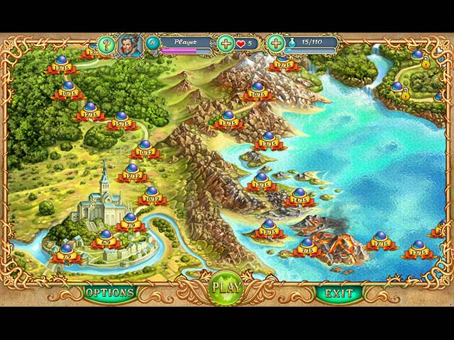 Emerland Solitaire Endless Journey Game Play Free