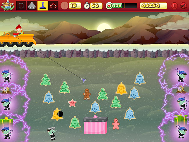 Finders Keepers Christmas Game|Play Online Games Free |Ozzoom ...