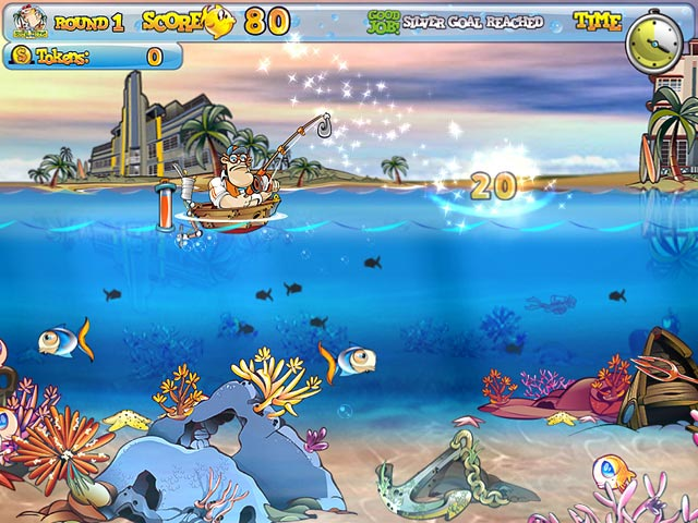 Fishing craze game play free download games ozzoom games for Free online fishing games