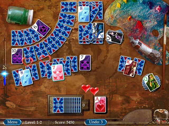 Heartwild Solitaire Book Two Game Play Free Download