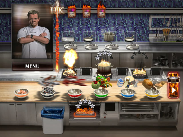 Hell 39 s kitchen game play free download games ozzoom games for Hells kitchen kids