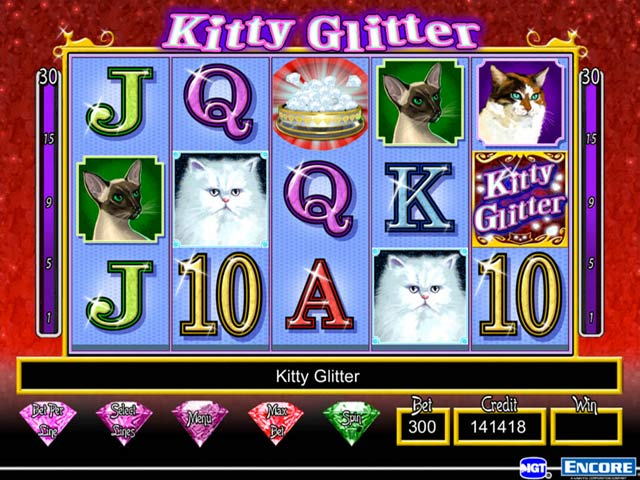 Play Kitty Glitter Online | Grosvenor Casinos