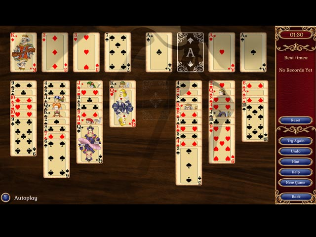 Jewel Match Solitaire Game Play Free Download Games Ozzoom