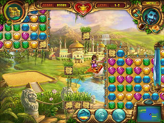 Lamp Of Aladdin Game Play Free Download Games Ozzoom Games