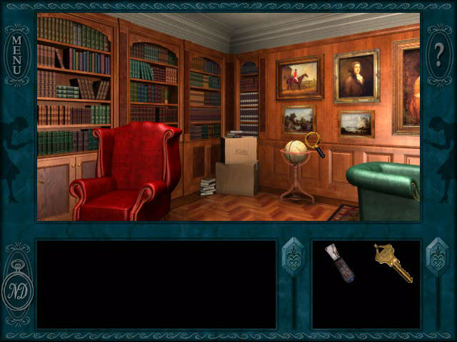 Nancy Drew Message In A Haunted Mansion Game Play Free