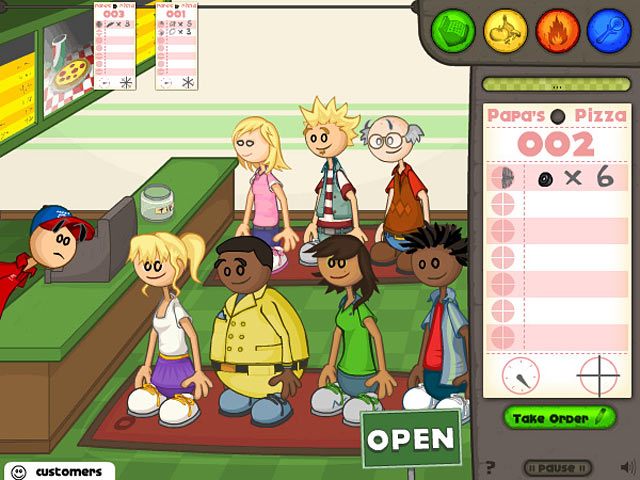 play free online papas games