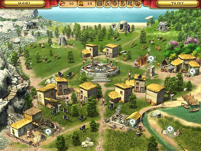 Settlement Colossus Game Play Free Download Games Ozzoom