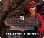 Detective Olivia: The Cult of Whisperers Collector's Edition
