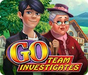GO Team Investigates: Solitaire and Mahjong Mysteries