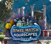 Jewel Match Aquascapes Collector's Edition