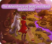 The Adventures of Wolf and Hood: A Jigsaw Tale