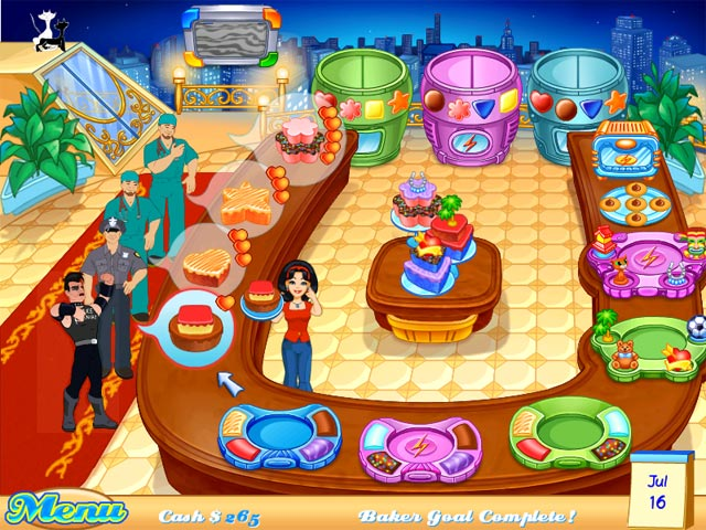 Download Cake Mania Full Game Free