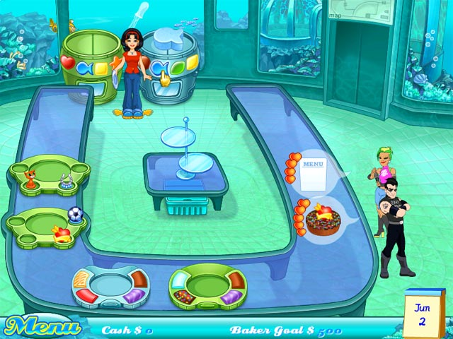 Cake Mania Game Free Online Download