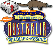 Wild Thornberrys Australian Wildlife Rescue Game Play Free Download Games Ozzoom Games Planet Ozkids